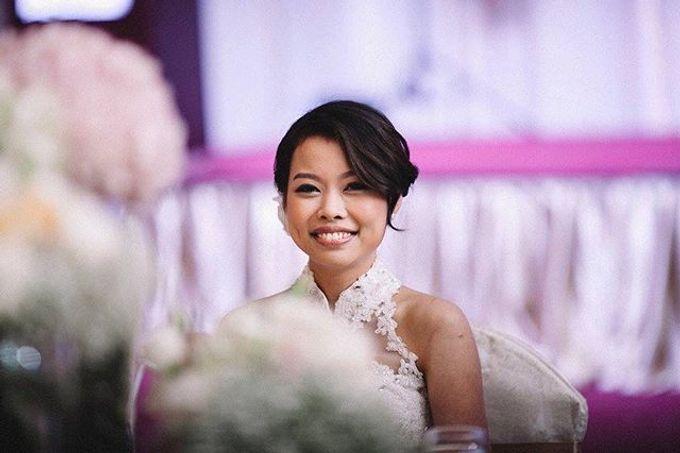Brides by Jocelyn Tan Make Up - 022