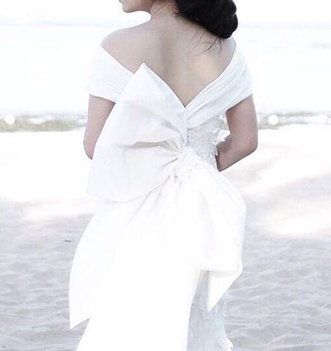 NEW ARRIVALS - WEDDING DRESS by LAMIIK BRIDAL - 003