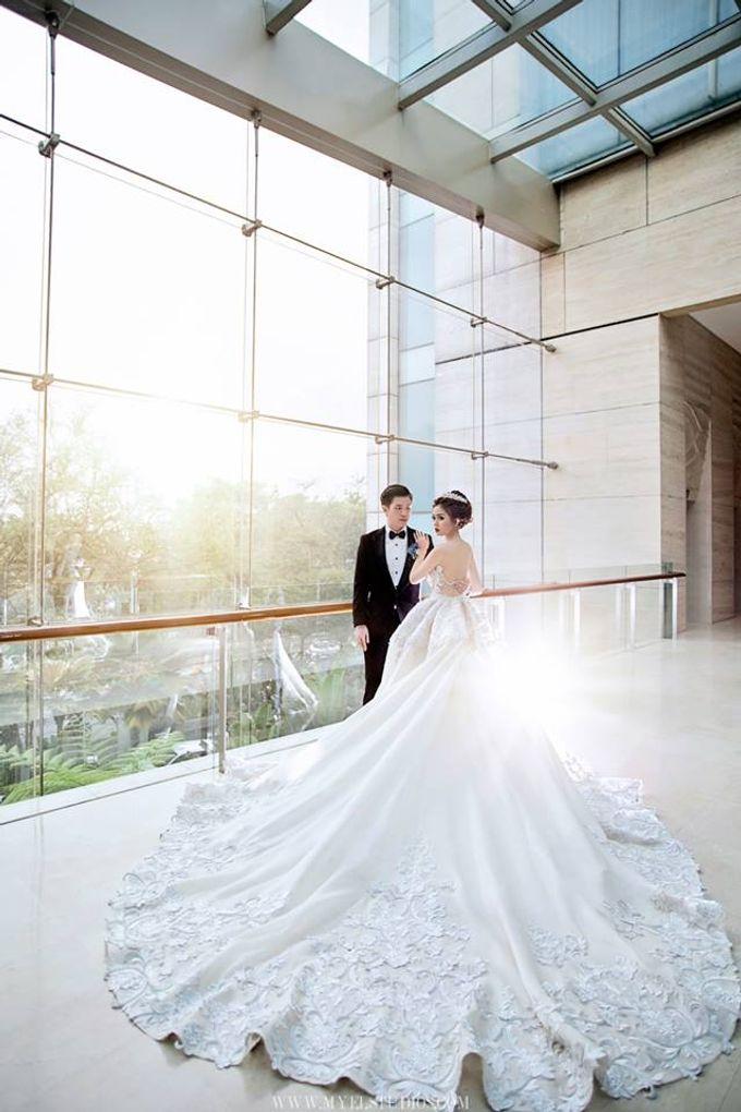 WEDDING DAY OF MICHAEL & FRANCESS by Fedya Make Up Artist - 007