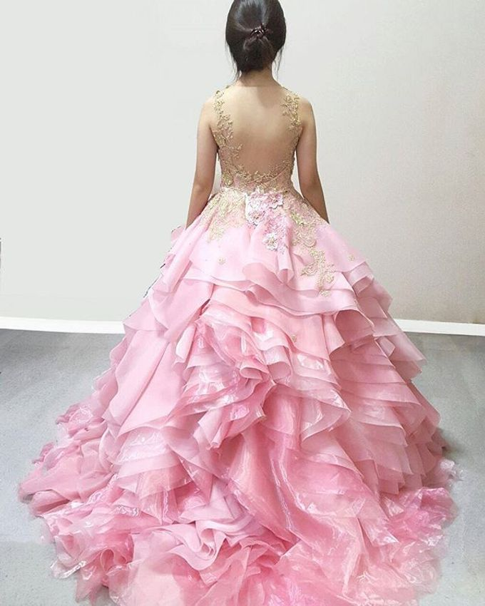 Ballgown by SAVORENT Gown Rental - 001