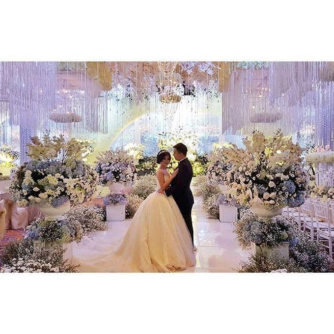 Grand Ballroom Wedding by Shangri-La Hotel, Surabaya - 008