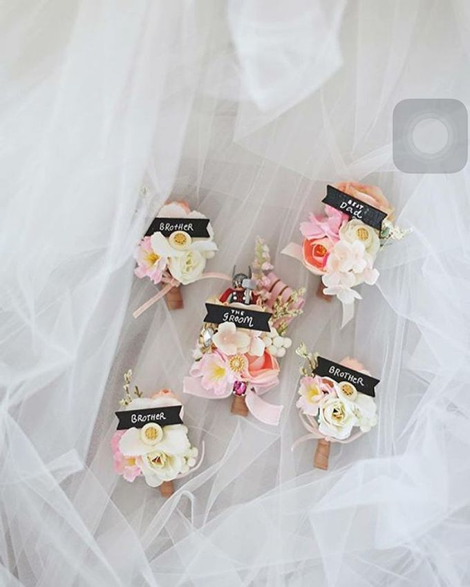 Andrew & Jessica Wedding by Sofitel Bali Nusa Dua Beach Resort - 002
