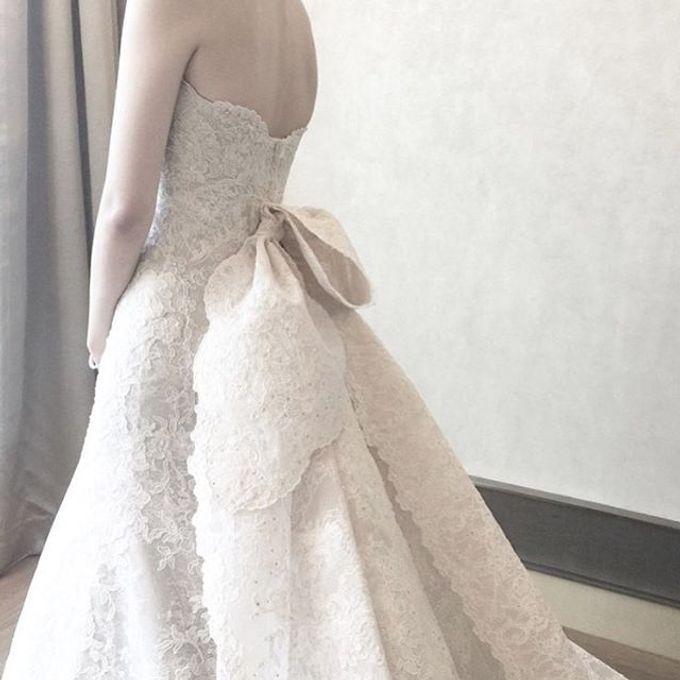 NEW ARRIVALS - WEDDING DRESS by LAMIIK BRIDAL - 011