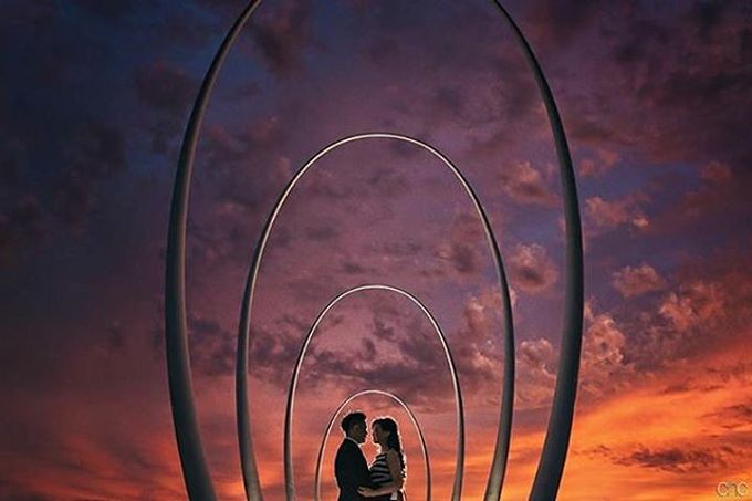 Best Of Prewedding by Hendra & Andre  by Cheese N Click Photography - 044