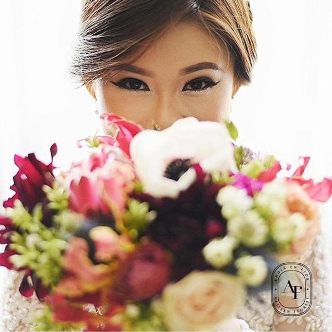 Bride Bouquet by Angie Fior - 023