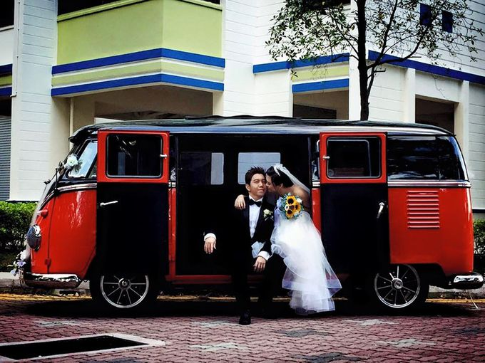 Kombi Rocks Bridal Ride Service by Kombi Rocks - 003