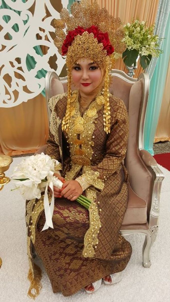 Wedding of Aisyah & Ilham by Andriana Jamil - 002
