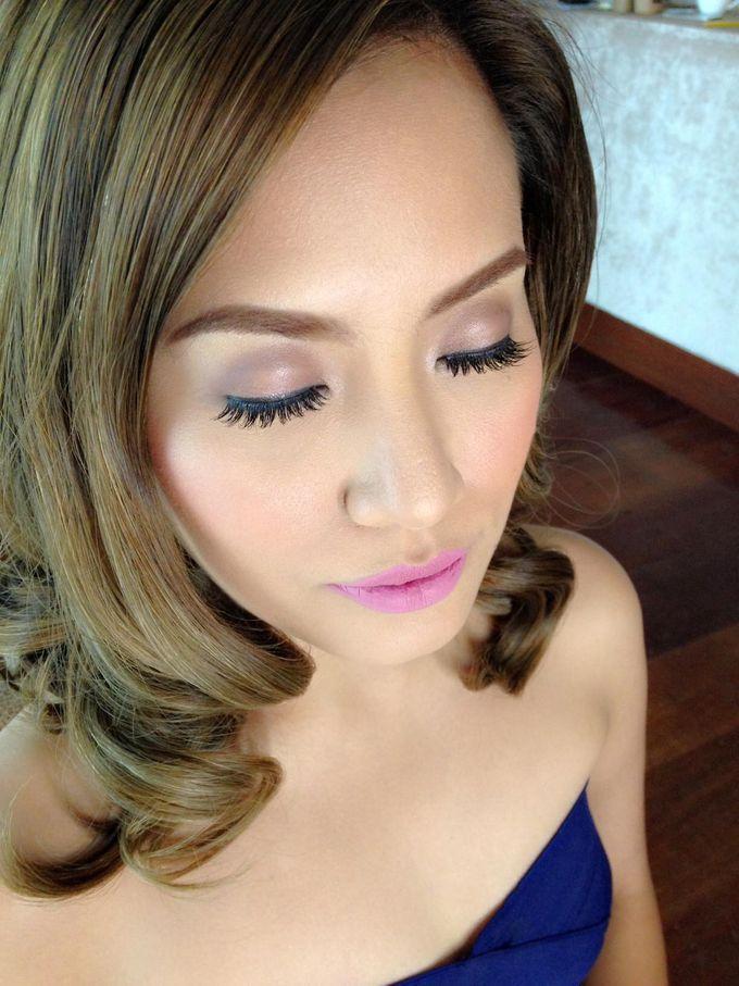 Bride Dra.Lala by Ayen Carmona Make Up Artist - 005