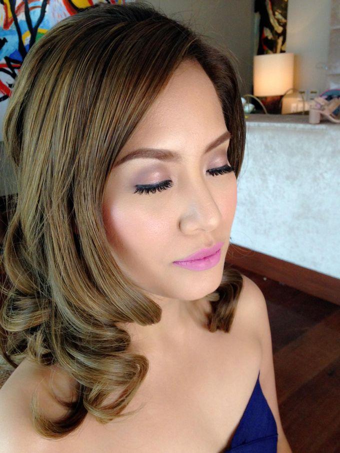 Bride Dra.Lala by Ayen Carmona Make Up Artist - 004