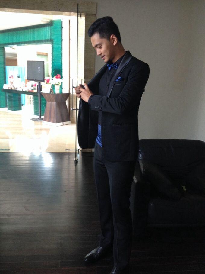 MC Wedding Reception by Chanzy Fauzi MC - 002