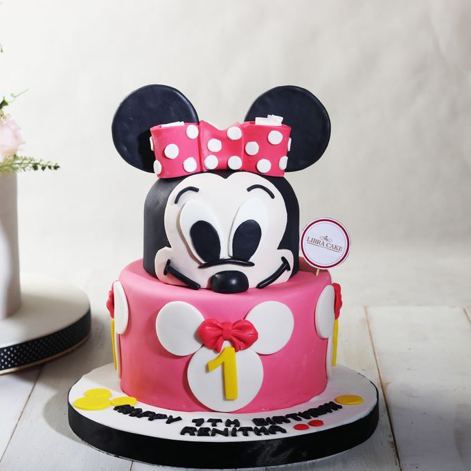 Birthday Cake Part 2 by Libra Cake - 028