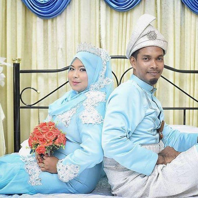 WEDDING FATIN AND AZIZAN by Opa Pakar Photography - 023