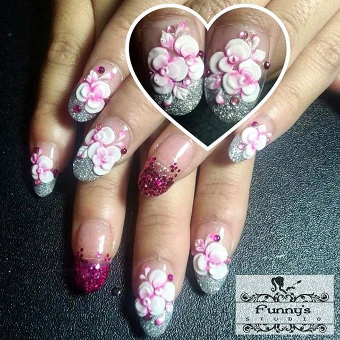 New Project by Funny's Nail art - 009