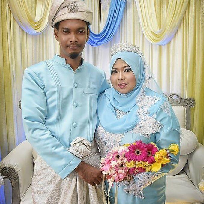 WEDDING FATIN AND AZIZAN by Opa Pakar Photography - 025