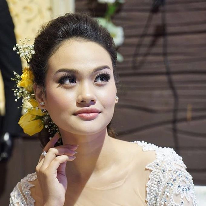 Premiere Wedding Fair by Nathalia TAN Makeup Artist - 005