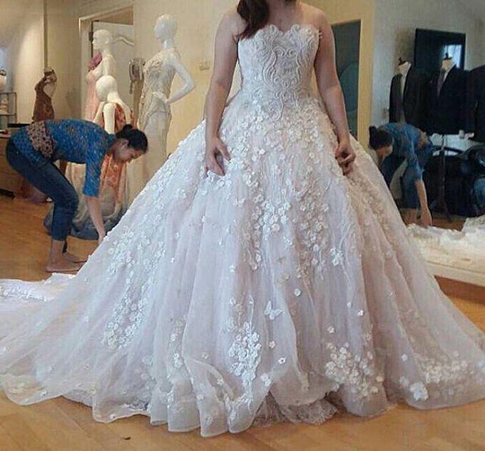 Kristin and Guntur Wedding by Gazelle Brides - 004