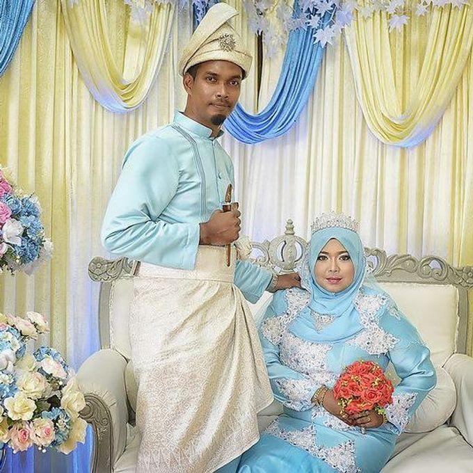 WEDDING FATIN AND AZIZAN by Opa Pakar Photography - 027