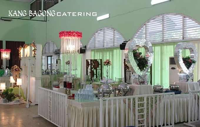 Green Table Setting by Kang Bagong Catering - 004
