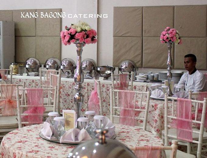 pink table setting by Kang Bagong Catering - 004