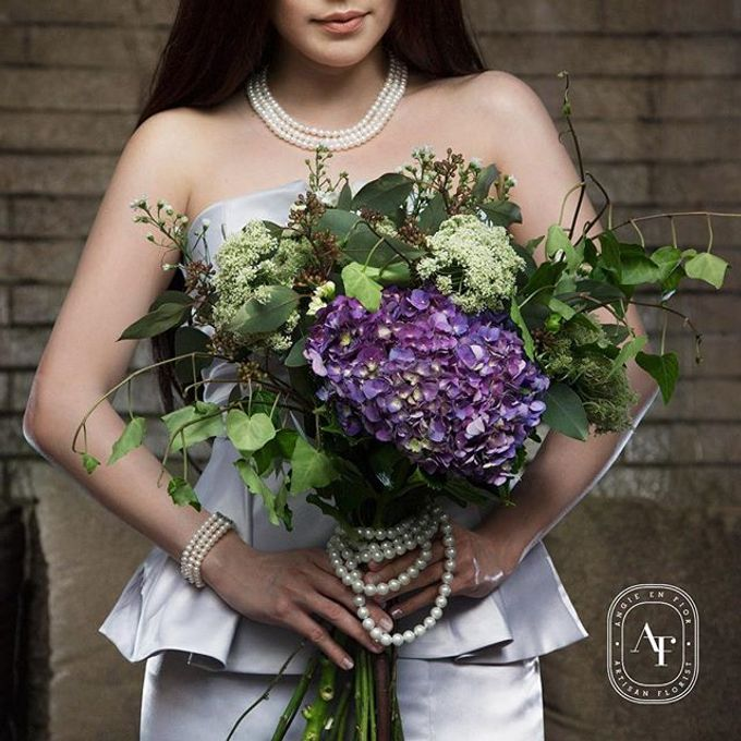 Bride Bouquet by Angie Fior - 020