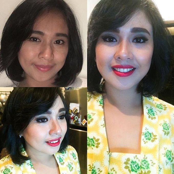 Bridesmaid makeup by RH Makeup - 004