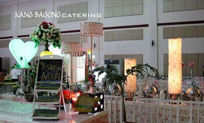 pink table setting by Kang Bagong Catering - 005