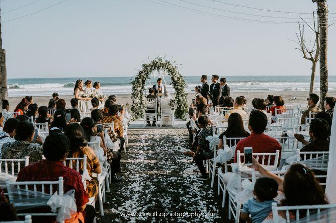 The wedding of Paschalia & Margita by Dona Wedding Decoration & Planner - 019