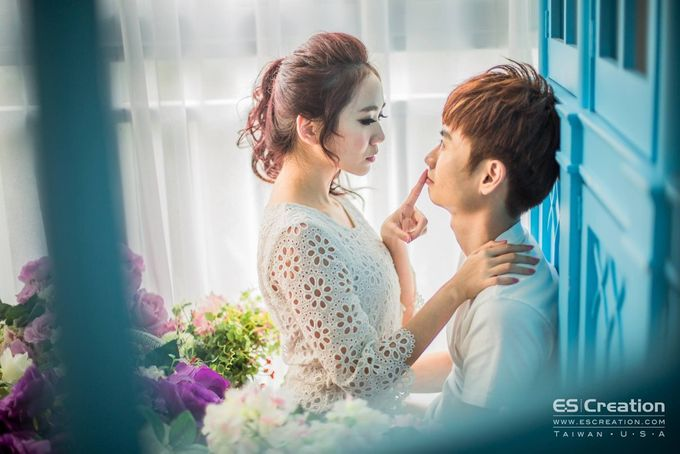 Pre wedding in Taiwan by ES Creation Photography - 002