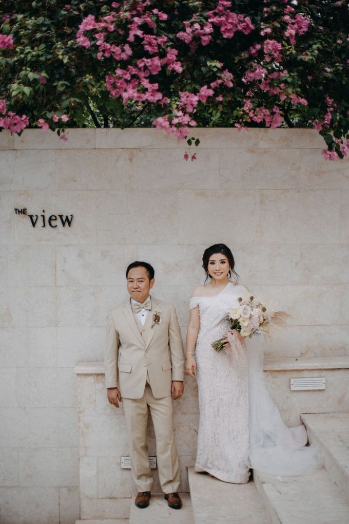 Eldon and Ivana Wedding on 14th December 2019 by The edge - 040