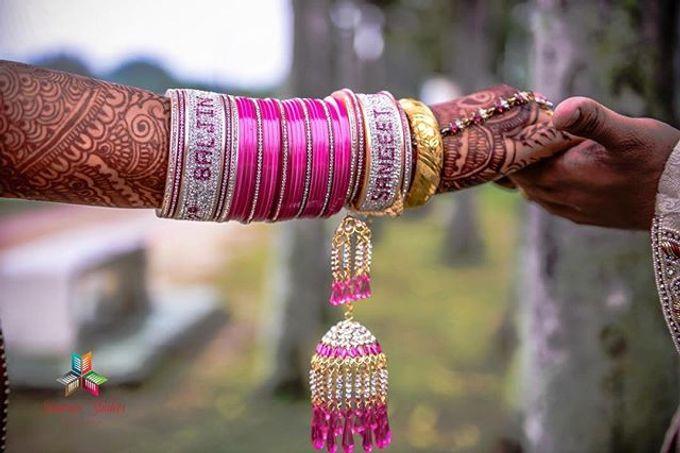 Bridal Henna - Intricate by Nakreze Mehndi - 026