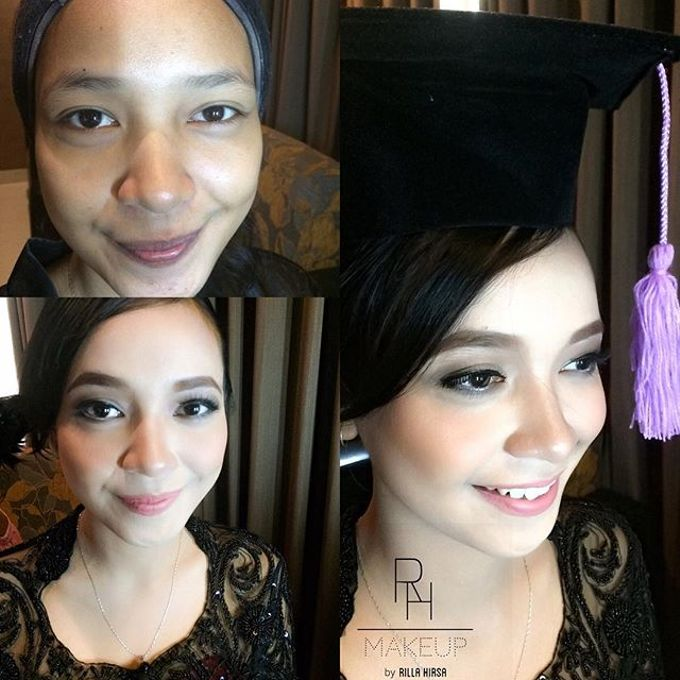 Graduation by RH Makeup - 002