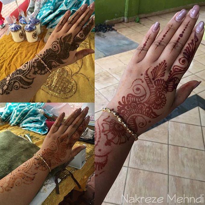 Henna for Events - Group  by Nakreze Mehndi - 007