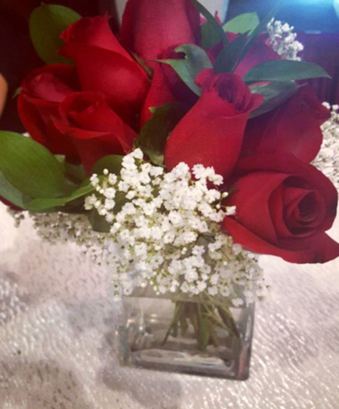 Floral Arrangements by All The small Things - 005