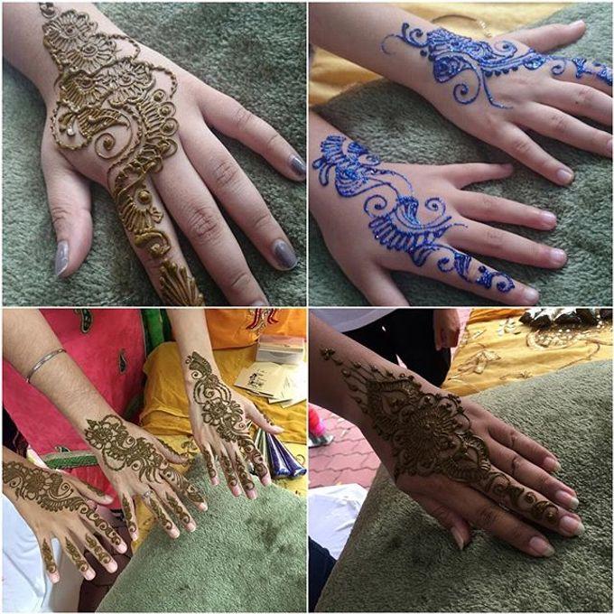 Henna for Events - Group  by Nakreze Mehndi - 009