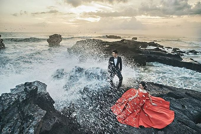 Best Of Prewedding by Hendra & Andre  by Cheese N Click Photography - 036