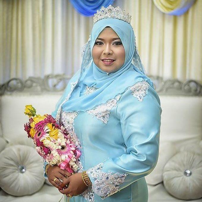 WEDDING FATIN AND AZIZAN by Opa Pakar Photography - 030