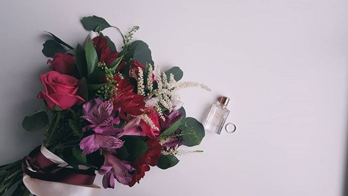 Garden Inspired Bouquets III by Keira Floral - 009