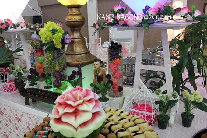 pink table setting by Kang Bagong Catering - 006