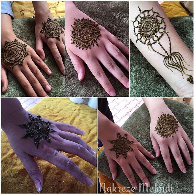Henna for Events - Group  by Nakreze Mehndi - 008