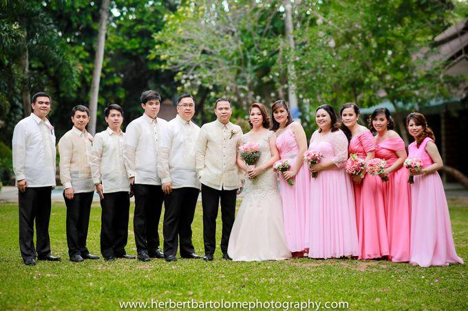 Sherwin & Ramona I Wedding by Image Chef Photography - 016