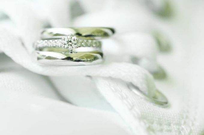 Wedding Rings by Peach Frost Studio - 006