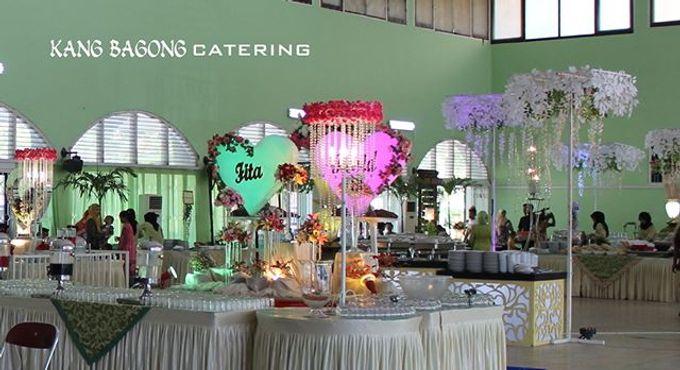Green Table Setting by Kang Bagong Catering - 005