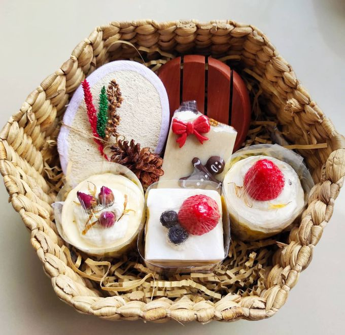 Sweet Soap Series by The Rustic Soap - 009