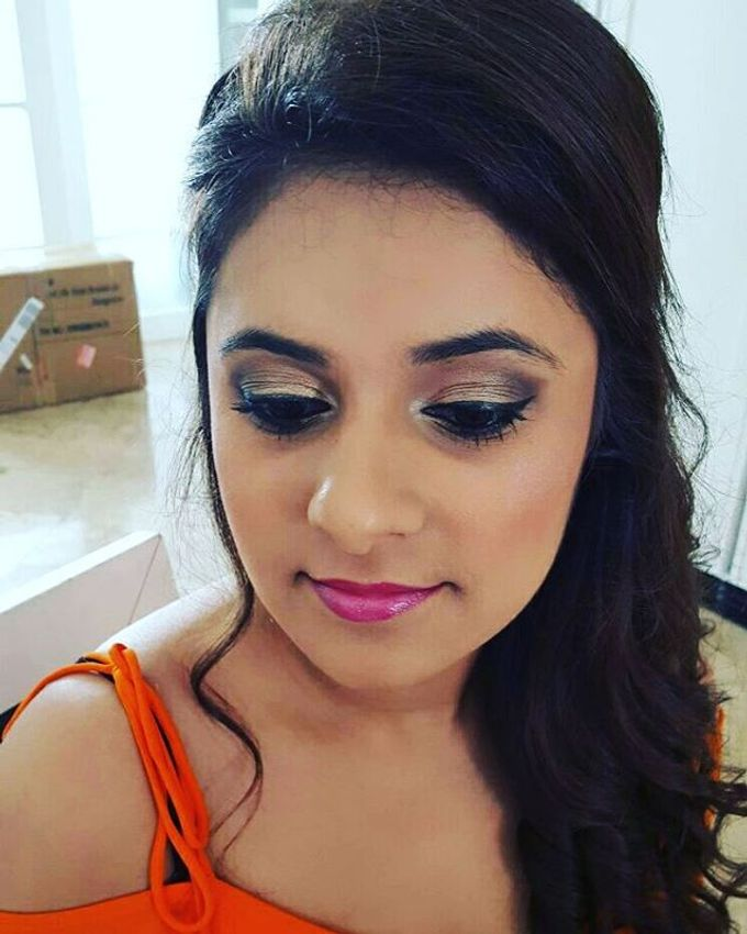 Flawless Day Look by Makeup by Lavina - 006