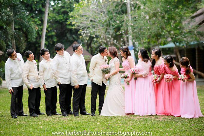 Sherwin & Ramona I Wedding by Image Chef Photography - 020
