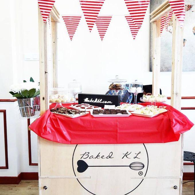 Dessert table by Baked KL - 010