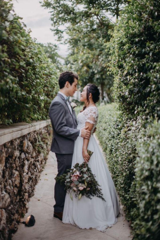 Jessica & Antonio Wedding by Bali Brides Wedding Planner - 026