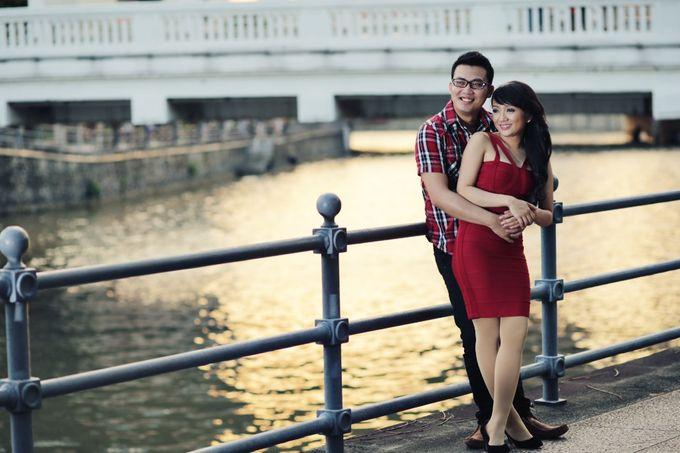 Prewedding Herry&Dewi by Okeii Photography - 012