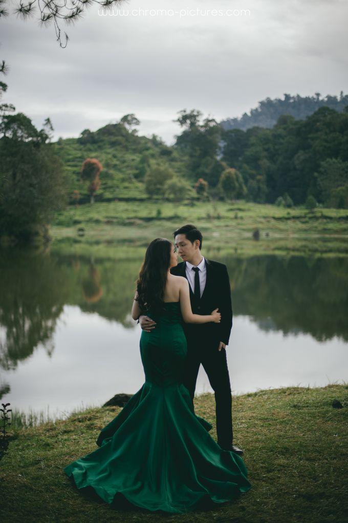 Derrick & Sonia Prewedding by Chroma Pictures - 012