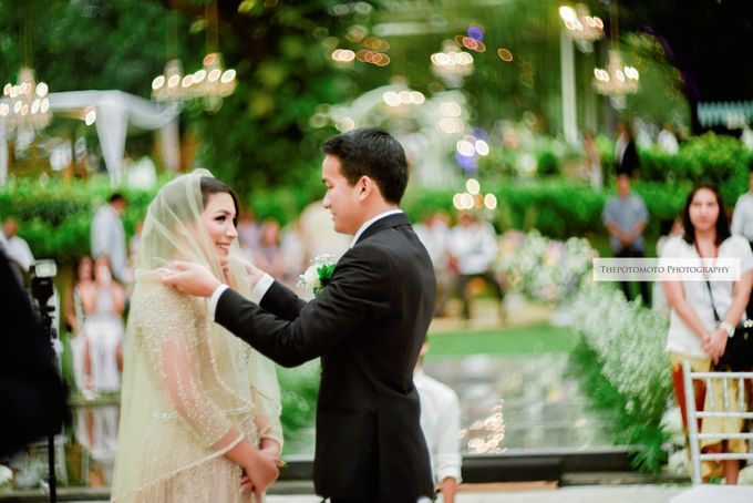 BETHILA & OBED by Raffles Hills Cibubur - On Green Garden Venue - 006